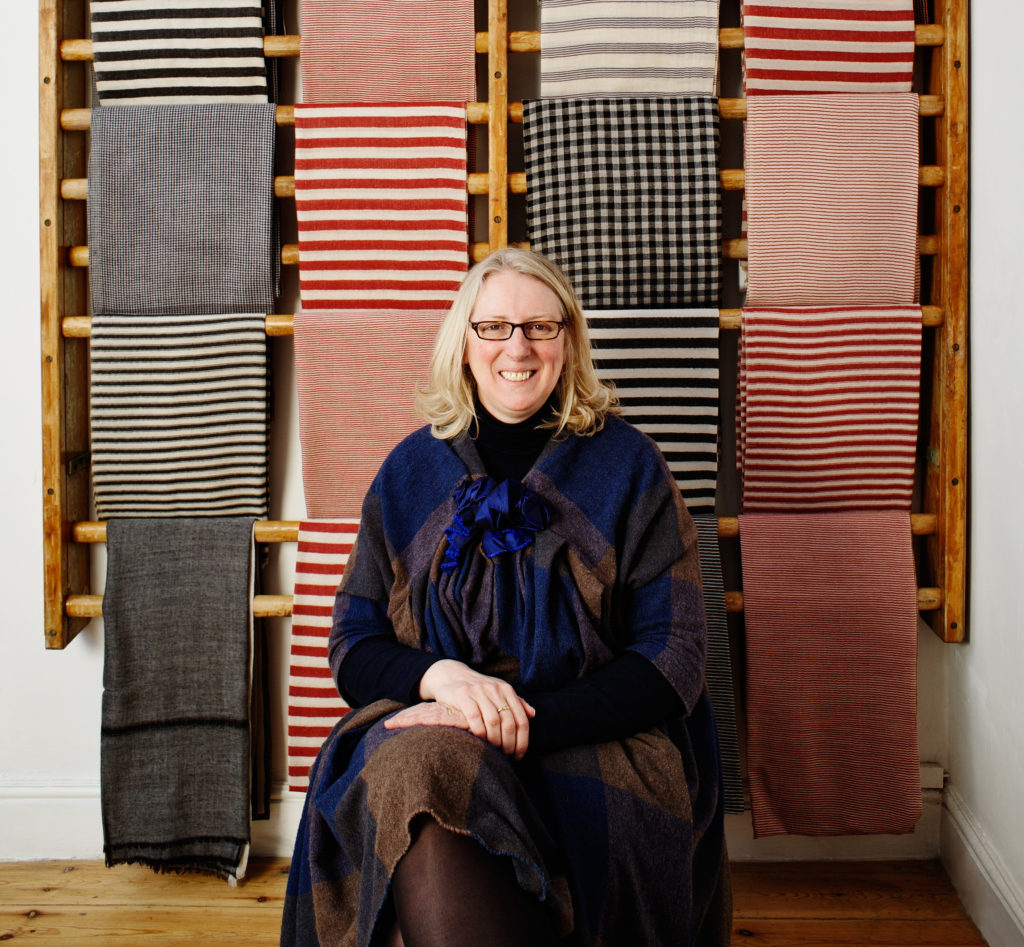 Polly Leonard, Founder of Selvedge